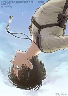 Read 🌟Eren🌟 from the story Imágenes Y Gif's De Shingeki No Kyojin by CyanAckerman (☆. Armin, Eren E Levi, Eren And Mikasa, Attack On Titan Hoodie, Attack On Titan Eren, Manga Anime, Anime Art, Ereri, Desenhos Love