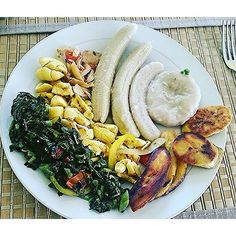 Who wishes they had this for breakfast today? Ackee & Saltfish recipe at http://jamaicans.com/ackee/  by @garfield_bucka_taylor #ackee #calalloo #foodporn #jamaicanfood #breakfast #wejaminate  #jamaicanrecipes