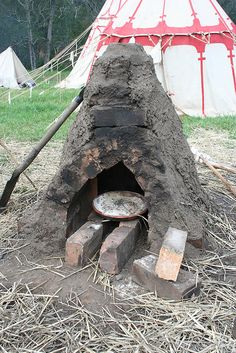 Bread oven by Velorutionary, via Flickr