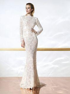 Abiti sposa e temi matrimonio - YolanCris 2014 Glint Couture Salomon