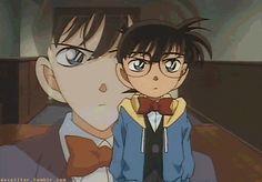 Tears of Ran [from Detective Conan] Detective Conan Shinichi, Manga Detective Conan, Magic Kaito, Gosho Aoyama, Kaito Kid, Detective Conan Wallpapers, Detektif Conan, Kudo Shinichi, Fandom Memes