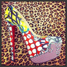 Christian Louboutin - Daffodile crazy but I love them!!!