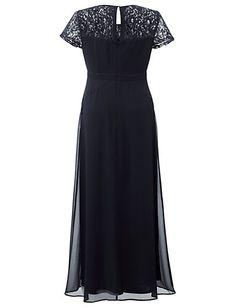 Guido Maria Kretschmer - Abendkleid marine im Heine Online-Shop kaufen