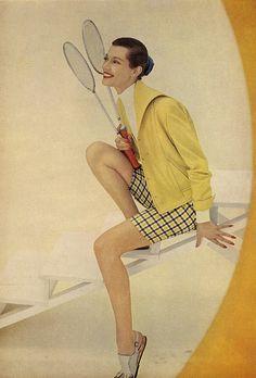 badmiton 1955