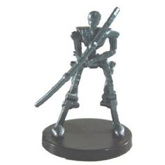 Star Wars Miniatures: Krath War Droid # 8 - Jedi Academy