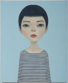 Painting © by  Hideaki Kawashima