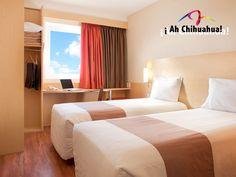 TURISMO EN CHIHUAHUA, en su próximo viaje de negocios le invitamos a hospedarse en nuestro HOTEL IBIS CHIHUAHUA, diseñado para satisfacer las necesidades de los viajeros de negocios brindándoles toda una gama de prácticas amenidades, cómodas habitaciones y una excelente ubicación en la ciudad. Informes a los teléfonos 01 800 111 0098 o (614) 201 5100 http://www.ibis.com #visitachihuahua