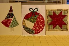 Kati's Quilting and Sewing: Christmas cards