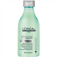 L'Oréal Professionnel série expert VOLUMETRY Shampoo 250ml | Shampoos | Capital Hair & Beauty Ltd