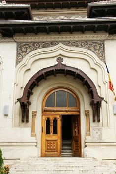Bucharest, Romania ~ Antim Monastery Beautiful Castles, Beautiful Buildings, Beautiful World, Beach Trip, Beach Travel, House Entrance, Door Knockers, Eastern Europe, My House