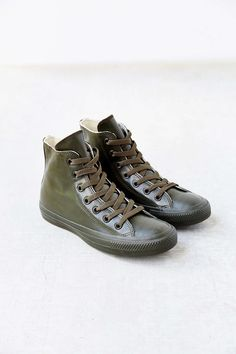 rubber converse sneakers