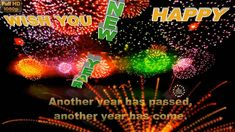 Happy New Year 2017 Wishes,Whatsapp Video,New Year Greetings,Animation,M...