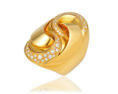 Vertigo Ring - Marina B