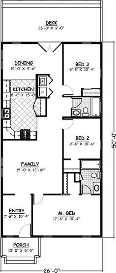 Designer, Zen / Contemporain LAP0514 Maison Laprise - Maisons - plan maison etage m