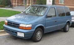 Dodge Caravan - Wikipedia, the free encyclopedia