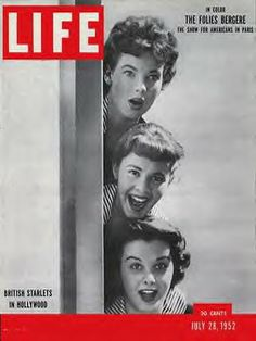 LIFE Magazine July 28, 1952