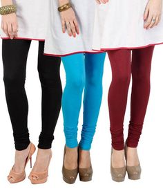 RPMill-Premium Ladies Leggings(Pack of 3)-RPMCLBMrTur - Online Shopping Marketplace Shopdrill.com