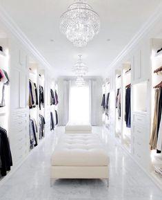 Find the perfect closet for your interior design project. Find the perfect closet for your interior design project. Discover our entire collection of luxury Walk In Closet Small, Walk In Closet Design, Closet Designs, Tiny Closet, Walk In Wardrobe, Walking Wardrobe Ideas, Ikea Wardrobe, White Wardrobe, Wardrobe Capsule