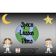 This pack includes 5 days of lesson plans to discover Space. Day 1- What is the Sun?Day 2- What is the Moon?Day 3- What is Earth?Day 4- Wha...