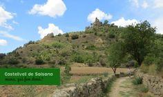 Excursió amb nens al Solsonès: pujada a Castellvell  #totnensSolsonès #Solsonès #totnensCastells