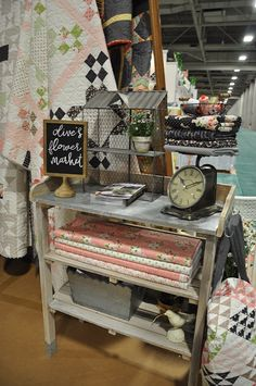 Love the fabric, but think I can make a similar table for the porch.