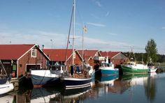 Läckö - Kinnekulle - Spiken fishing village, Kållandsö