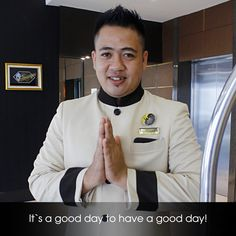 #MondayQuotes #HappyMonday #Hotelier #Smile