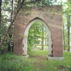 Archway at The Guild Park - Toronto Sculpture Garden, Jiyong, Landscape Photos, Engagement Session, Toronto, Gems, Canada, Backyard, Outdoor Structures
