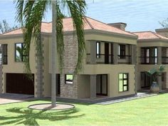 House Designs And Floor Plans South Africa - Full Size of Modern House Designs Floor Plans South Africa Small Indian And Philippines Decoration - Design Exterior philippines floor plans Single Storey House Plans, Square House Plans, My House Plans, Modern House Plans, Modern House Design, Flat Roof House Designs, Tuscan House Plans, House Plans Australia, House Plans South Africa