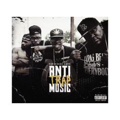 Horseshoe gang - Anti trap music [Explicit Lyrics] (CD)