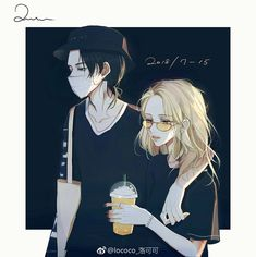 🍁 - (E) Blue und Cody(Nando) - Anime Anime Couples Drawings, Anime Couples Manga, Cute Anime Couples, Anime Art Girl, Manga Art, Manga Anime, Manga Couple, Anime Love Couple, Chibi Couple