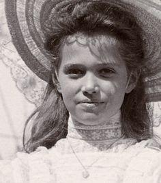 """Grand Duchess Maria Nikolaevna of Russia (1899-1918) (x)  """