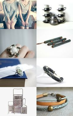 May Finds 12 by Mila Storow on Etsy--Pinned with TreasuryPin.com