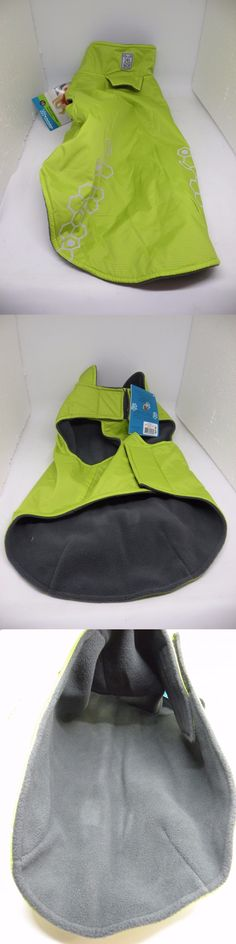 Clothing and Shoes 177796: Rc Pet Products Venture Outerwear Coat For Dogs - Lime Punch - Size 16 -> BUY IT NOW ONLY: $35 on eBay!