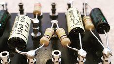 Close up of turret board #emprizeamps #valveamps #tubeamps #amplifiers #guitaramp #guitaramps #ampbuilding #fenderamps #fenderchamp #fender #fendervibrochamp #boutiqueamp #boutiqueamps #handmadeuk