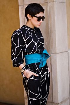 inspiration for What To Wear event | obi belt