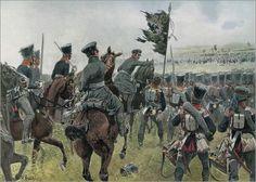bataille de Goldberg 1813 - Richard Knotel