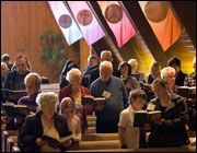 UU Church of Ogden, Utah was named a Breakthrough Congregation for 2012 (photo by August Miller)