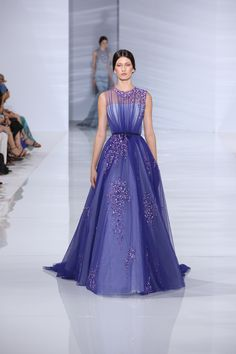 Georges Hobeika Couture Fall/Winter 2015-2016 HAUTE COUTURE Fashion Show
