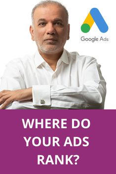 Once you have set up your Google Ads campaign, you are probably keen to find out exactly where your Ad is ranking in the Google Search Results.   Within the Google Ads dashboard, you can use the Ad Preview and Diagnosis tool to find out where your ad ranks for each specific search request. This is the easiest way to confirm your ad's position, without incurring any impressions on your live ad.   Find out why this is important and read the full article: Online Digital Marketing, Google Search Results, Google Analytics, Google Ads, How To Find Out, Campaign, Live, Videos