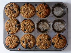 A Blueberry Muffin Makeover