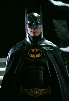 Michael Keaton as 'Batman' in 1992's film 'Batman Returns.'