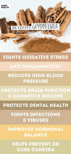 Cinnamon is a precious spice prized for its medical properties. Science is now confirming what people have instinctively known all along. Enjoy these 7 benefits of cinnamon: