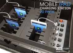 Mobile Charging Station, Charging Stations, Mobile Craft, Emergency Response Team, Ipad Mini, Packing, Library Ideas, Press Release, Ems