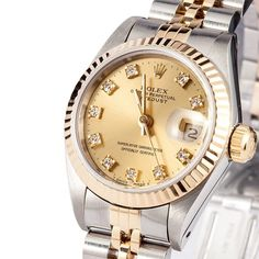 #Rolex datejust 69173 jubilee diamond for ladies. #fashion #onlineshopping #shopping #watch #ladywatch #wristwatch #offer #discount