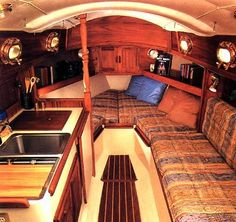 1976 Pacific Seacraft Flicka 20 Sail Boat For Sale - www.yachtworld.com