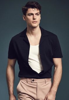 Men's Pastel Colour Trend - Muted Brights - Reiss Editorial