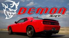 2018 Dodge Demon is the featured model. The 2018 Dodge Demon Logo image is added in car pictures category by the author on Jun 12, 2017.
