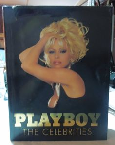 PLAYBOY The CELEBRITIES - Vintage Hardcover Art Photography Book - Chronicle Books - Hugh Hefner - Gary Cole - ISBN 0811856801 by NostalgicInMS on Etsy