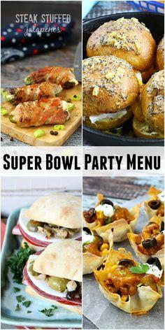 Best Super Bowl Party Snacks